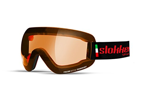 Slokker Skibrille SELLA LG Anti Scratch (orange)