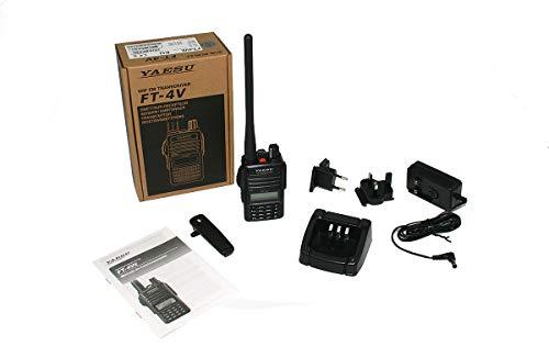 YAESU FT-4V RICETRASMETTITORE VHF 5W