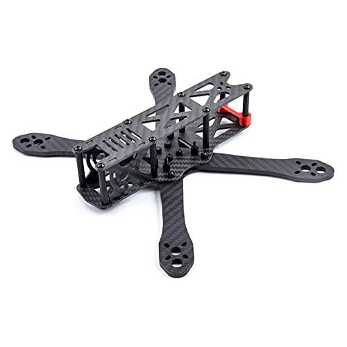 Alien RR5 5' 225 mm FPV Racing - Freestyle Drone Frame Kit Fibra di Carbonio