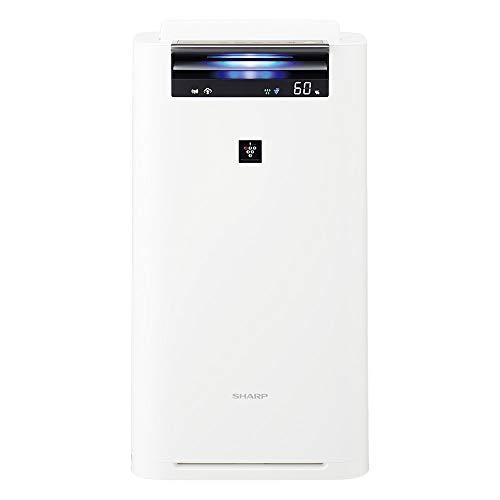 シャープ 加湿 空気清浄機 プラズマクラスター 25000 ハイグレード 13畳 / 空気清浄 23畳 2019年モデル ホワイト KI-LS50-W