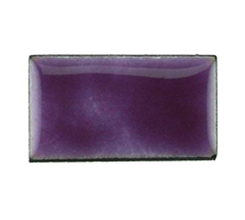 Thompson Enamel - Transparent Colors - 1/2 oz Jar, Lead Free Vitreous Enamel Powder (Mauve Purple Transparent 2760)