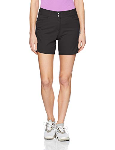 adidas Golf Women's Essential 5' Shorts, Size 12, Black
