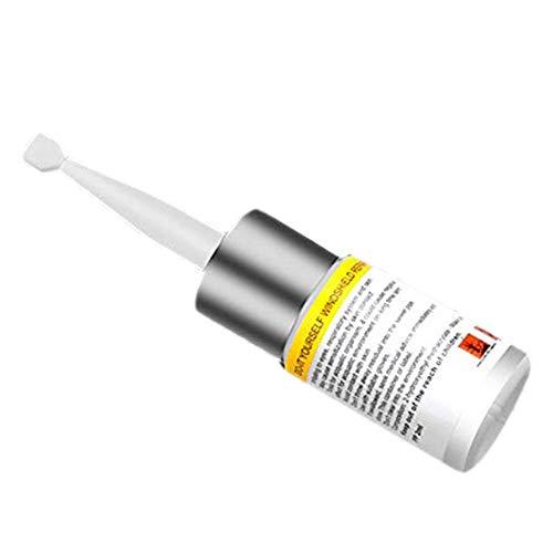 rainnao Kfz-Reparaturflüssigkeit Aus Glas, Scheibenriss-Reparaturwerkzeug, Werkzeug Zur Reparatur Von Glasscherben, Dreiteiliges Set