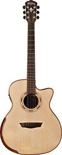 Washburn wcg25sce Western Guitarra: Amazon.es: Instrumentos musicales