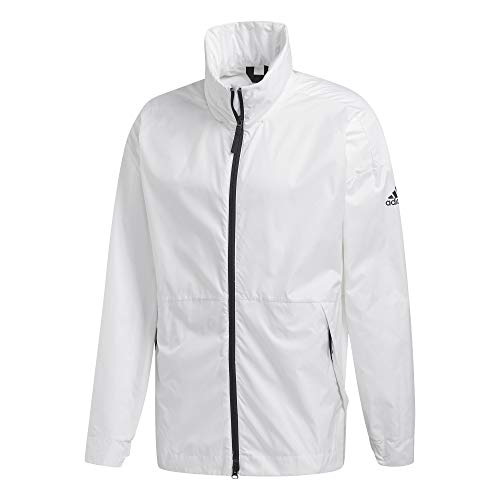 adidas Herren Jacke Urban Wind.Rdy Jacke, White, L, GE2082