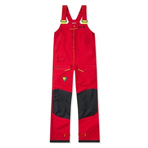Musto Damen Salopette Segelhose MPX GTX Pro Offshore, Farbe:rot, Größe:10