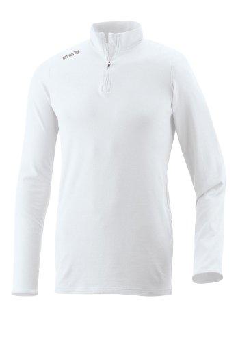 ERIMA Active Wear Sweat-shirt Enfant Col roulé blanc 10-11 ans (140 cm)