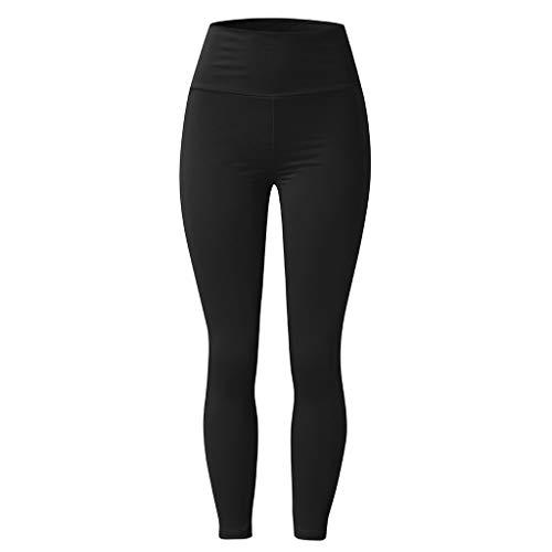 Femmes Boho Yoga Sport Fitness Pantalon Slim Couleur Unie Pantalon Femme