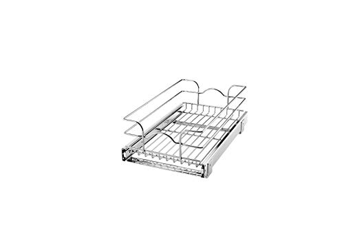 Rev-A-Shelf - 5WB1-1220-CR - 12 in. W x 20 in. D Base Cabinet Pull-Out Chrome...