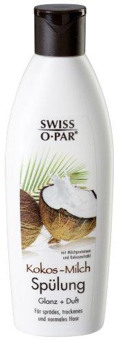 Swiss-o-Par Kokos-Milch Spülung, 3er Pack (3 x 0.25 l)
