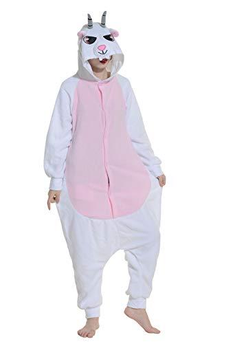 DELEY Unisex Adultos Enterizo Pijamas Ropa Dormir
