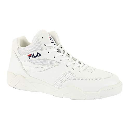 Fila Pine L CB Mid schoenen white