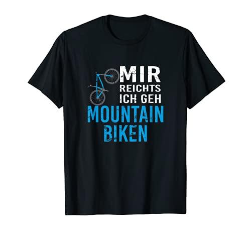 Cooles MTB TShirt Mountain Bike Shirt...