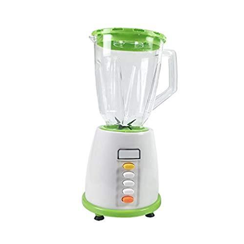 Barir Multifunktions-Entsafter, 1.5L große Kapazitäts-Smoothie Maschine for Fleisch, Obst, Gemüse, Nüsse, etc. Anti-Rutsch ohne BPA