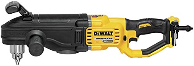 DEWALT 60V MAX Right Angle Drill, Stud/Joist, Tool Only (DCD470B)