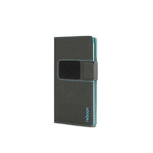 Hülle für Ulefone Future Tasche Cover Hülle Bumper | Schwarz | Testsieger