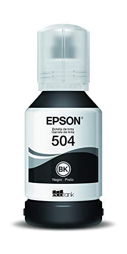 Epson Botella de Tinta Ecofit color Negro, T504120