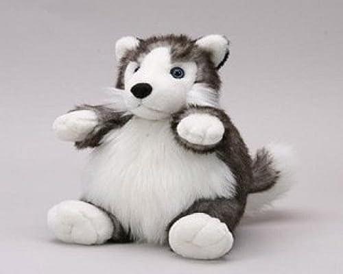 Husky Dog Plumpee Plush Toy 9 by Unipak