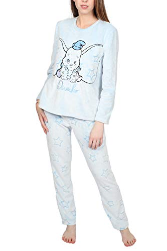 Disney Pijama Manga Larga Calentito...