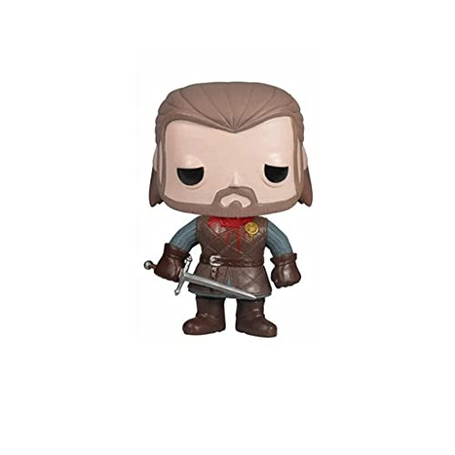 Funko Pop Television : Game of Thrones - Ned Stark (SDCC2013) 3.75inch Vinyl Gift for Fantasy Fans SuperCollection