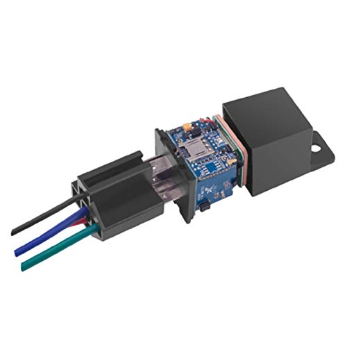 BOINN Car Tracking Relay GPS Tracker Device GSM Locator Remote Control Anti-Theft Monitoring Cut Off Oil Power System CJ720