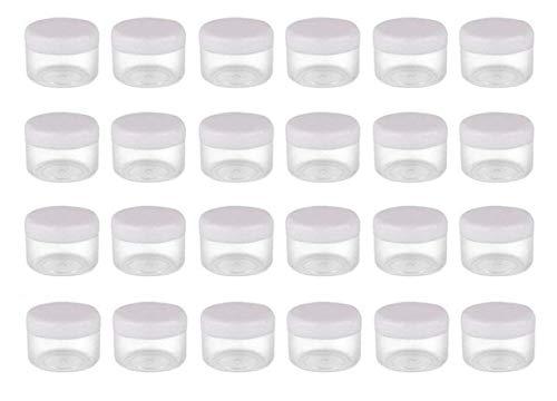 2410g/10ml klar leer Kunststoff Cosmetic Container Topf Gläser Fällen Reise Flaschen mit...