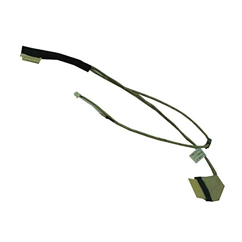 KENAN Nuevo Cable de Pantalla de Video LVDS LCD LED para Acer Aspire One D250 AOD250 KAV60 Series P/N:DC02000SB10 50.S6702.001...