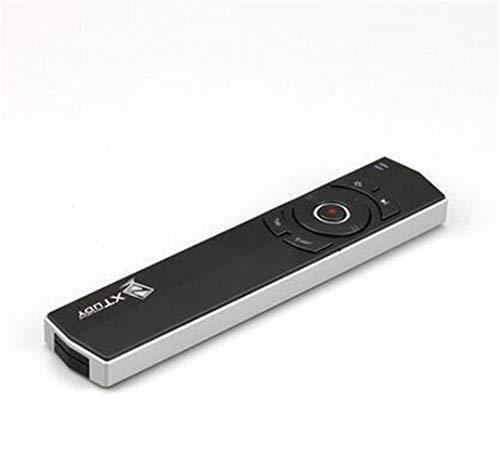 Mix Vogue Wireless Presenter Remote RF 2.4GHz USB Control, PowerPoint Presentation PPT Clicker with Red Laser Pointer Flip Pen