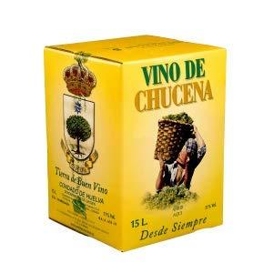 Vino blanco de chucena 15 L.
