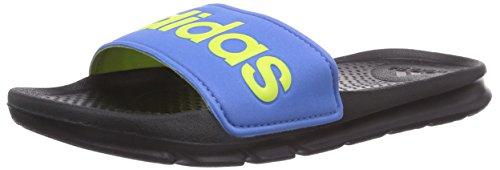 adidas Performance Corazoon - Sandalias Infantil, Color Core Black/Lucky Blue s15/semi Solar...