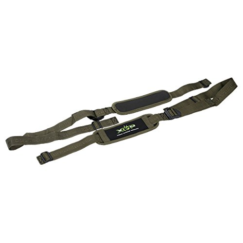 XOP-XTREME OUTDOOR PRODUCTS Treestand Backpack Straps, Green (XOP-BPS-JM)