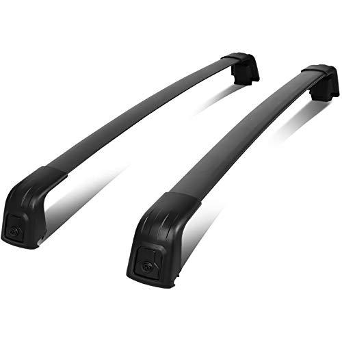 GLLXPZ Portaequipajes de Techo del Coche, para KIA Sportage 2016-2020, Portaequipajes de Aluminio con riel para portaequipajes Cruzado