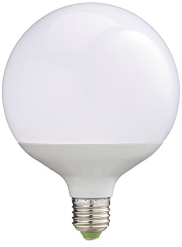 EMOS LED Lampe Globe/Energieklasse A+ / 18W / Ersetzt 100W / E27 / 1521 Lumen/Warmweiß (2700 Kelvin) / 30000 Stunden Lebensdauer, ZQ2180, 12 x 12 x 16 cm