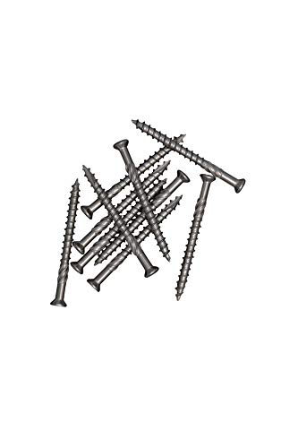 Terrassenschrauben 100 Stck. T-Drill TX Torx 25 - 5 x 40mm