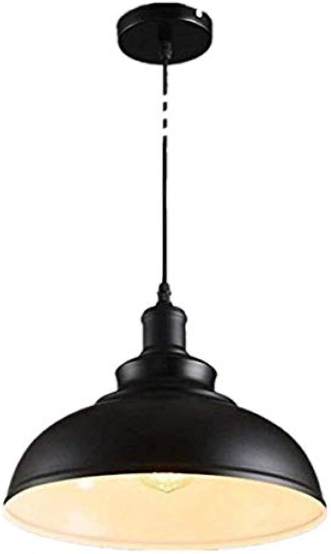 Led Lichter Edison Lightsretro Deckenbeleuchtung Schwarz Antik Finish Pendelleuchte Schatten E27 Basis