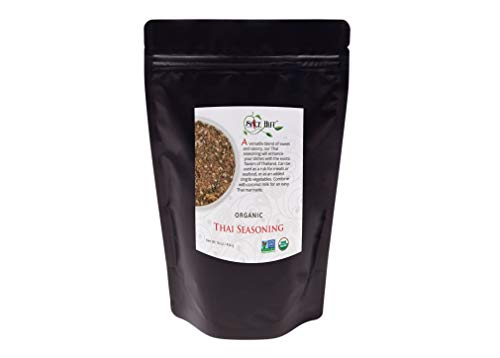 Organic Thai Seasoning, Savory Spicy Blend for Cooking, 16 Ounce, The Spice Hut