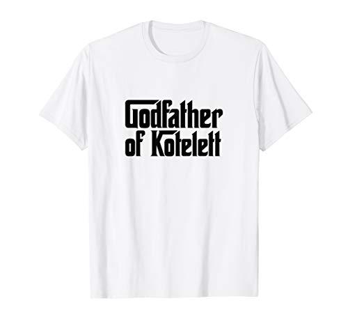 Godfather of Kotelett Wirtz Köln T-Shirt