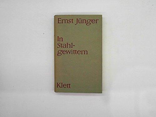 In Stahlgewittern. 27. Auflage.