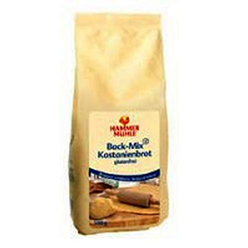 Hammermühle Back-Mix Kastanienbrot 500g