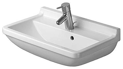 Duravit Handwaschbecken Starck 3Compact 55cm C00starck3weiß
