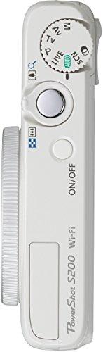 Canon PowerShot S200 Fotocamera digitale compatta