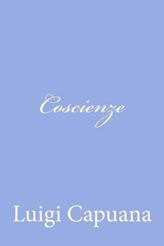 Coscienze (Italian Edition)