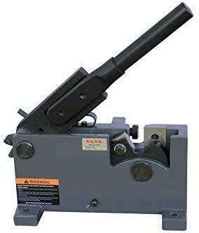 KAKA Industrial MS-28 28mm Metal Manual Shears, Solid Construction and Versatility, Rebar, Rod Steel Cutter, Flat Bar Steel, Round Metal Cutter