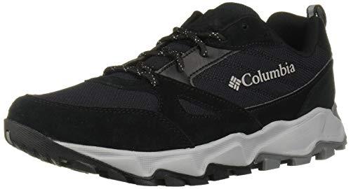 Columbia Herren Ivo Trail Sneaker, Schwarz (Black, Steam 010), 41 EU