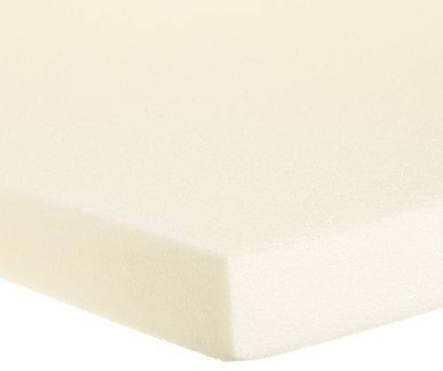 2-Inch Visco Elastic Memory Foam Mattress Topper, Twin