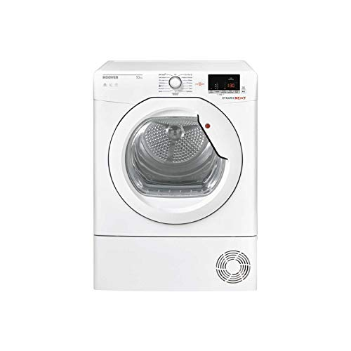 Hoover Dynamic Next DXC10DG Tumble Dryer Condenser 10kg B Energy White