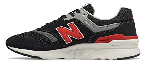 New Balance CM997 Calzado Black/Red