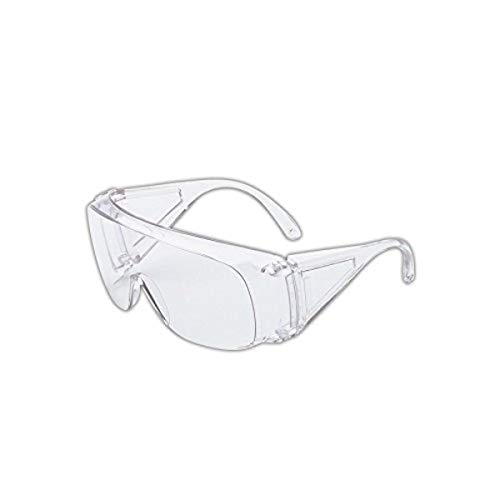 Honeywell S300CS Uvex Ultra-Spec 1000 Gafas de seguridad para visitantes, estándar, transparente