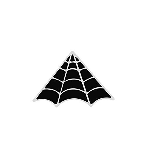 Punk Emaille Broschen Dolch Spinnennetz Pins Abzeichen Origami Birne Rose Chemische Becher Pin Für Männer Frauen Rucksack Jacken Schmuck
