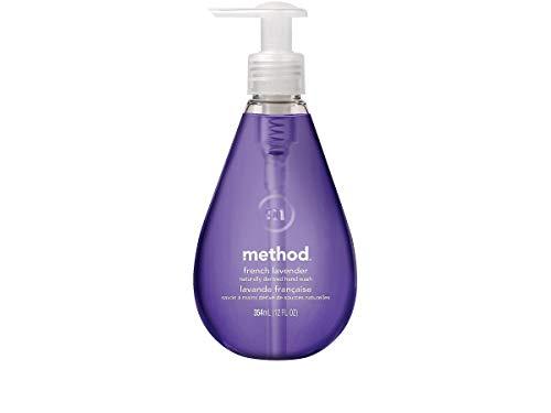 Method 00031 12 Oz French Lavender Hand Wash